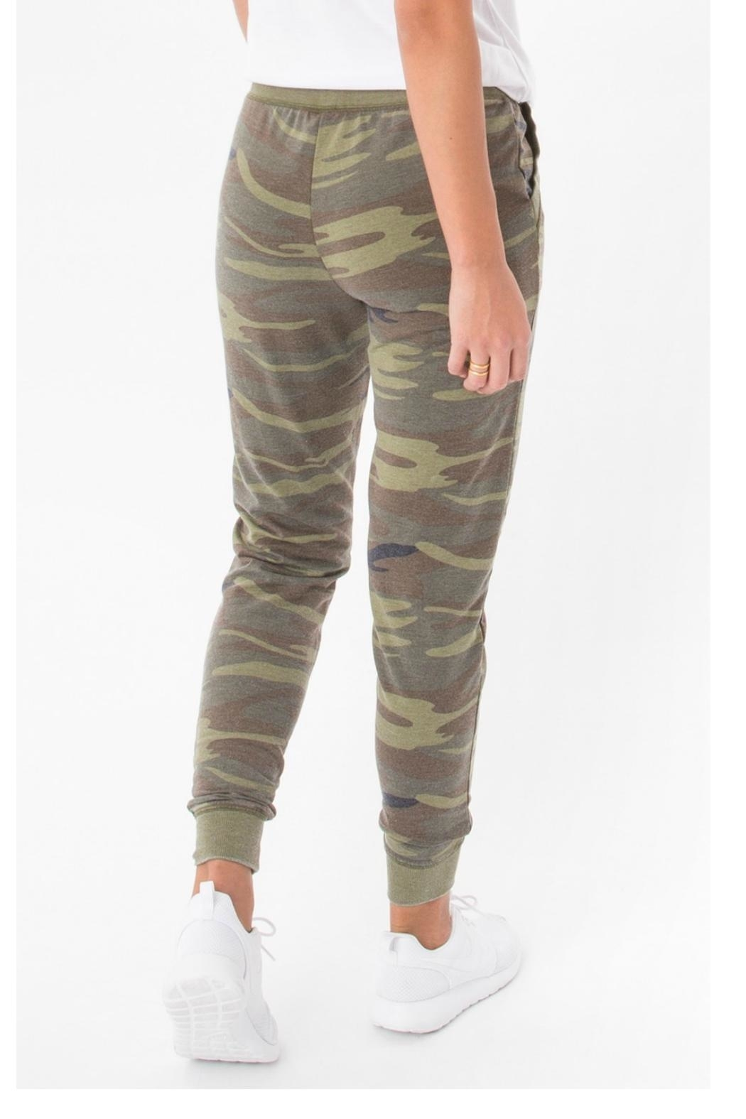 z supply Camo Jogger Pant - Front Full Image