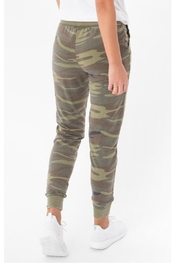 z supply Camo Jogger Pant - Front full body