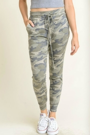 First Love Camo Jogger Pants - Product Mini Image