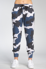 Elan  CAMO JOGGER PANTS - Product Mini Image