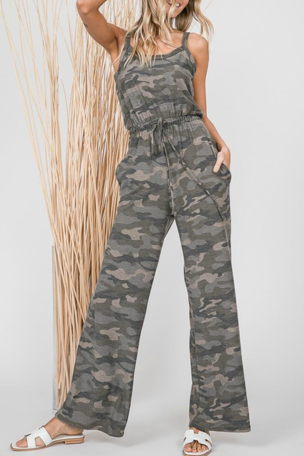 366909253dca8 7th Ray Camo Jumpsuit from California by Tu Si Bella Boutique ...
