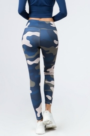 Imagine That Camo Leggings - Front full body