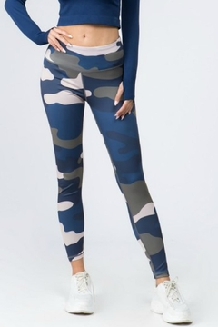 Shoptiques Product: Camo Leggings