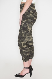 Wild Honey Camo Military Pants - Side cropped