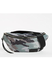 Rebecca Minkoff Camo Nylon Belt Bag - Product Mini Image