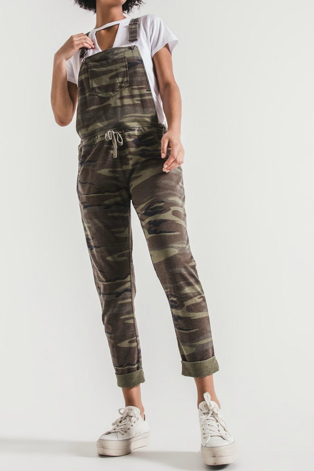 z supply Camo Overall - Main Image