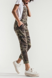 z supply Camo Overall - Side cropped