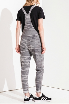 z supply Camo overalls grey - Alternate List Image