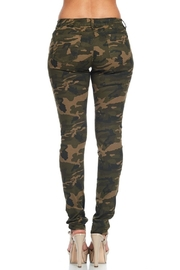 American Bazi Camo Pants - Back cropped