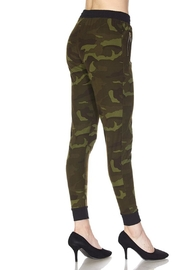 New Mix Camo Pocket Joggers - Product Mini Image