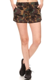 S&G Apparel Camo Print Shorts - Product Mini Image