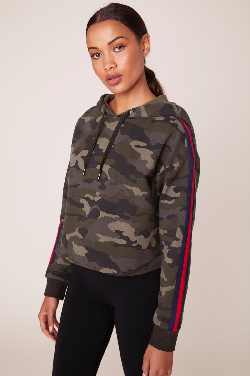 BB Dakota Camo Pullover - Main Image