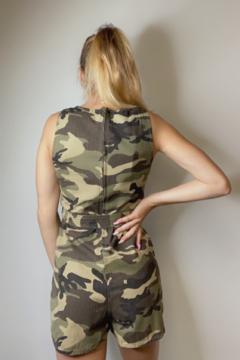 Le Lis Camo Romper - Alternate List Image