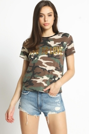 Sans Souci Camo Shirt - Product Mini Image