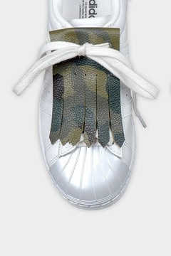 Fringe You Camo Shoe Fringe - Product List Image