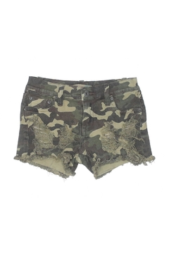 Shoptiques Product: Camo Shorts
