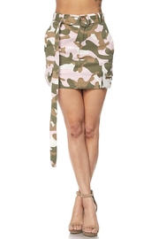 hot and delicious Camo Skirt - Product Mini Image