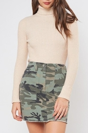 Idem Ditto  Camo Skirt - Product Mini Image