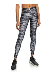Terez Camo Splattered Legging - Product Mini Image