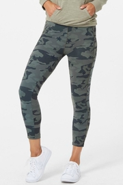 Monrow Camo Sporty Legging - Front cropped