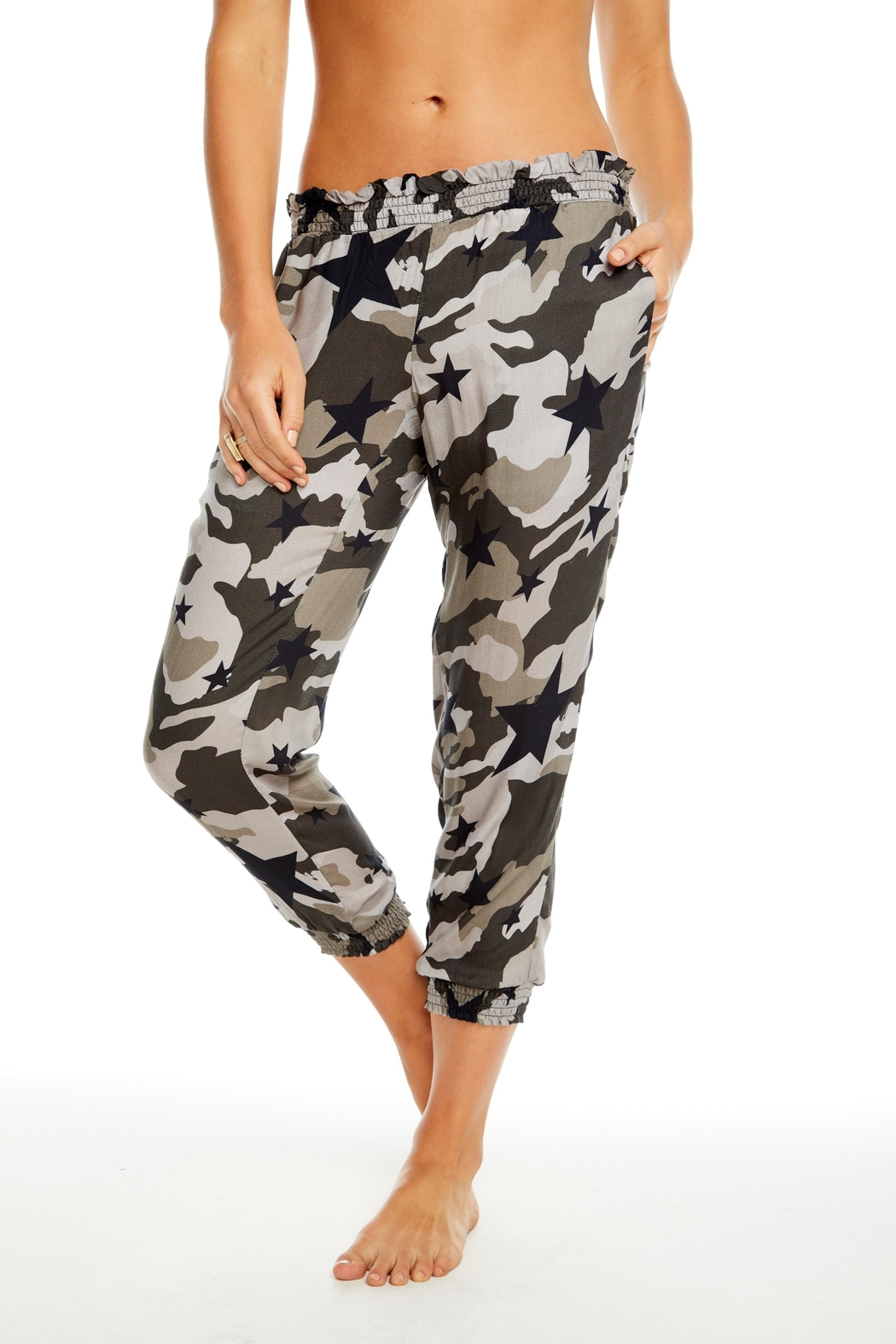 Chaser Camo Stars Coverups - Side Cropped Image