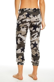 Chaser Camo Stars Coverups - Front full body