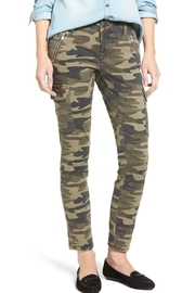Mavi Jeans Camo Stretch Denim - Product Mini Image