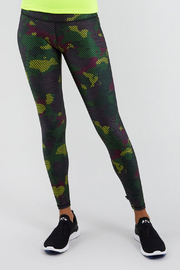 Zara Terez Camo Stripe Legging - Product Mini Image