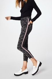 Artelier Nicole MIller Camo Striped Jeans - Product Mini Image