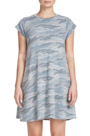 Elan Camo T-Shirt Dress - Product Mini Image