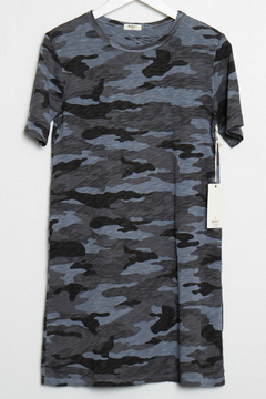 Dylan Camo tee dress - Product List Image