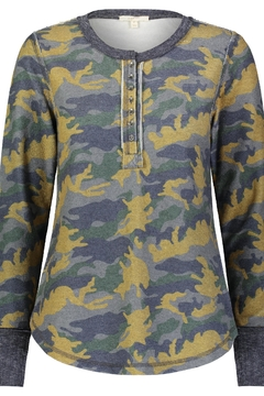 Shoptiques Product: Camo Thermal