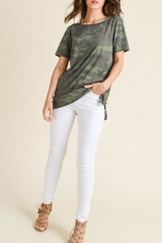 First Love Camo Top - Product Mini Image