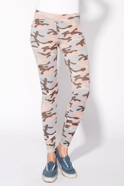 Sundry Camo Yoga Pant - Front cropped