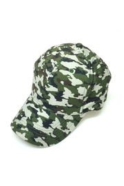 JChronicles Camoflage Baseball Cap - Product Mini Image