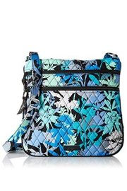 Vera Bradley Camofloral Triple-Zip Hipster - Product Mini Image