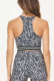 Upside Camou Bianca Crop - Front full body