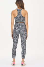 Upside Camou Midi Pant - Front full body