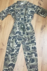E2 Clothing Camouflage Jumpsuit - Product Mini Image