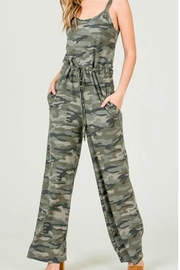 7th Ray Camouflage Jumpsuit - Product Mini Image