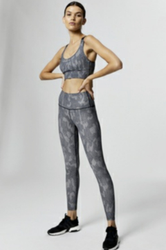 Varley Camouflage Pixelated Legging - Alternate List Image