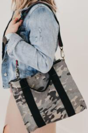 Pretty Simple Camouflage Tote Bag - Product Mini Image