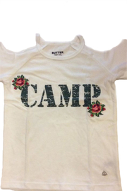 Butter Super Soft Camp Shirt - Front cropped