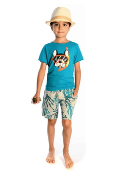 Appaman Coral Reef Camp Shorts - Alternate List Image