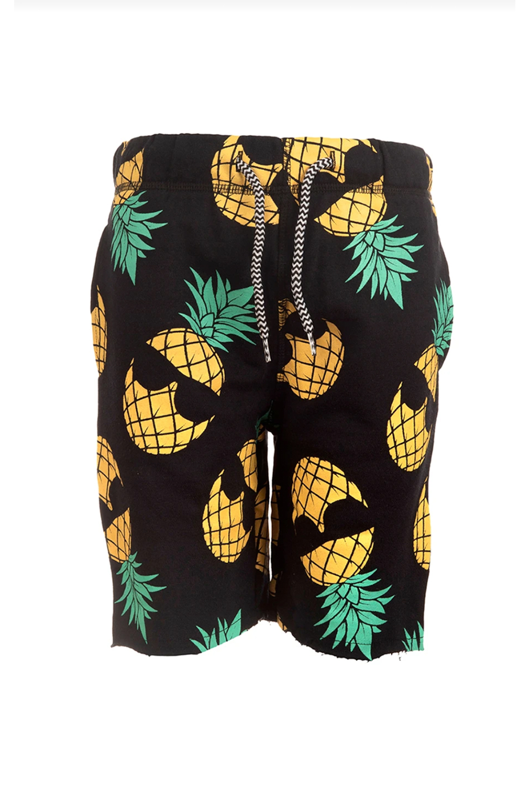 Appaman Camp Shorts - Pineapple Fresh - Front Cropped Image