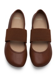 Shoptiques Product: Ballerina Flat Shoe - Front cropped