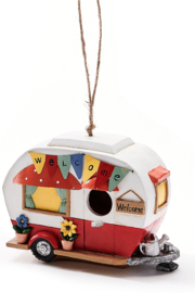 Giftcraft Inc.  Camper Bird House - Product Mini Image