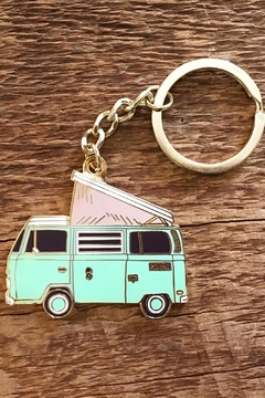 Noteworthy Paper & Press Camper Van Keychain - Product List Image