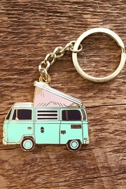 Noteworthy Paper & Press Camper Van Keychain - Product Mini Image