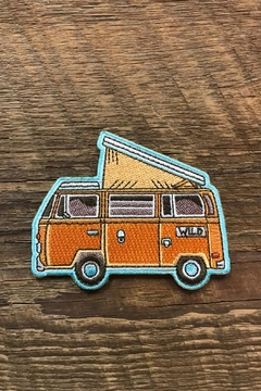 Noteworthy Paper & Press Camper Van Patch - Alternate List Image